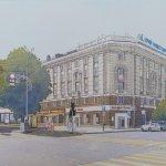 Krasnaya Street Apartments, Krasnodar, Russia.