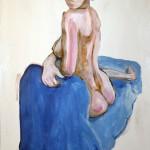 Life Painting - Francoise
