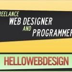HelloWebDesign Logo