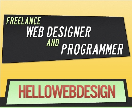 HelloWebDesign Logo