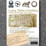 Long Time Coming A4 e-flyer