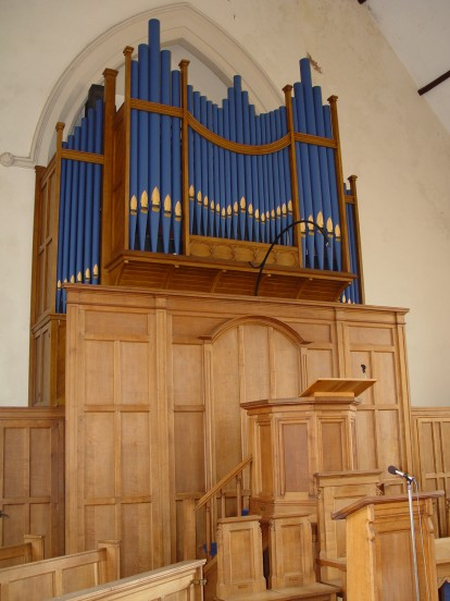 magnificent organ in working order