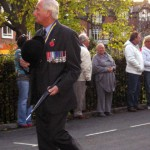 Major Ron Goodwin MBE - Branch President