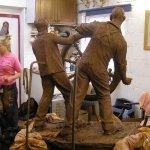 Man & Boy maquette