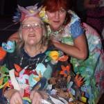Margaret & Chrissie ACE