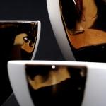 Matt and Gold cups