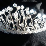 Miss Torbay Lady in Waiting tiara 2010