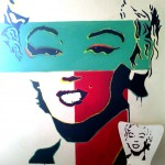 monroe mural