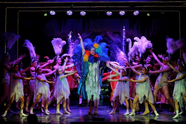 Mother Goose 2012/13
