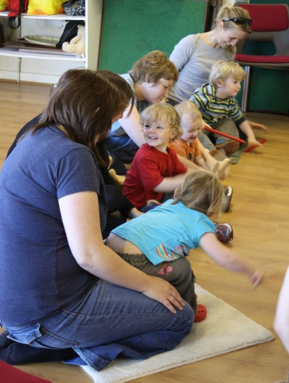 Music with Mummy classes