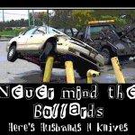 Never Mind the Bollards