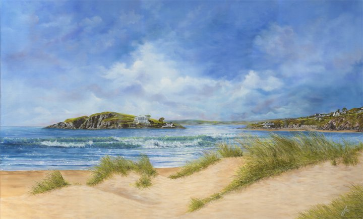 BRAND NEW : Bantham to Burgh Island