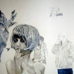 Nicotine Drawing