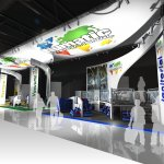 Numatic Exhibition Stand