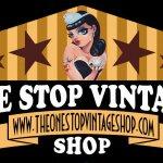 One Stop Vintage Shop Logo