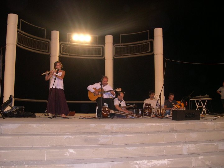 out door concert larnaca , Cyprus