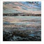 Oyster Skies - Emma Carter Island Artist