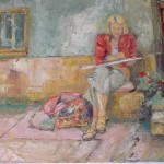 Painting in Provence (1)