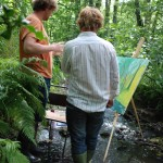 Painting in the Landscape