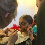 Palace Theatre - makeup