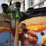 Palm Court Graffiti Project
