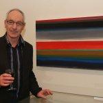 Patrick Jones at Falmouth Art Gallery opening 25 Nov