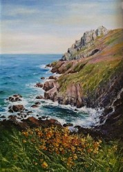 Pendour Cove, Zennor