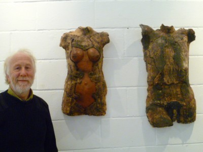 Peter Stride At Ariel Centre Gallery.