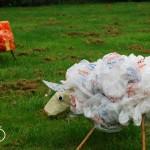 Plastic Bag Sheep 2