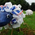 Plastic Bag Sheep 3