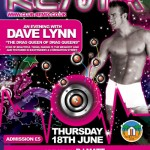Pride Torbay Fundraiser With Dave Lynn Thurs 18 June