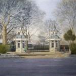 Recreation ground gates, Torquay