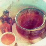 Red hot pots