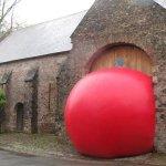 RedBallUK at the Spainish Barn