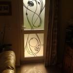 #Rennie Mackintosh bevel glass