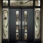 Rennie Mackintosh door surround