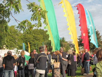 Royal Terrace Gardens Festival