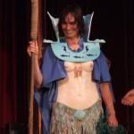 Sarah as Amphitrite