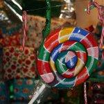 Sarah Baker lollipops