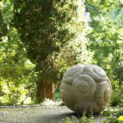 Sculpture by Peter Randall-Page