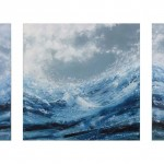 Sea Triptych 2 Limited Edition print.