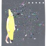 Self Portrait As Space Banana