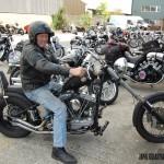 shovelhead biker