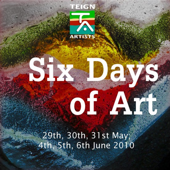 Six Days of Art 2010 Cover Image