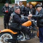 Skyra Custom bike show 3