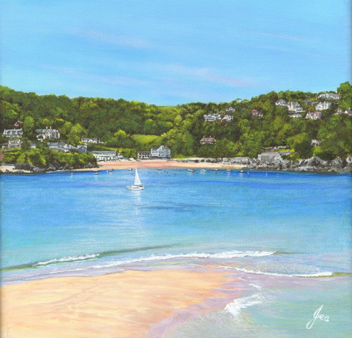 South Sands Salcombe