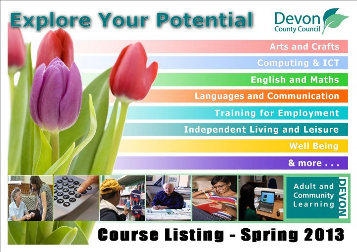 Spring 2013 Course Listing