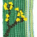 Textiles and weaving by Noni Mackenzie