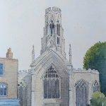 St Helen's, Stonegate, York.