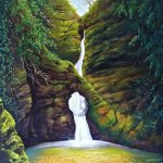 St Nectan's Waterfall